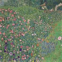 Klimt | Italian Garden Landscape, 1913 | Giclée Canvas Print