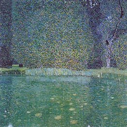 Klimt | The Park of Schloss Kammer, c.1910 | Giclée Canvas Print
