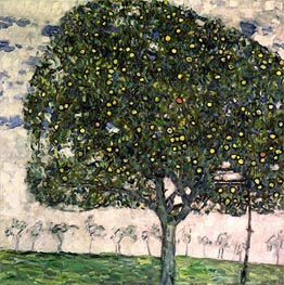 Klimt | The Apple Tree II, 1916 | Giclée Canvas Print