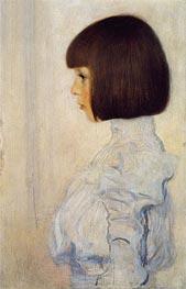 Klimt | Portrait of Helene Klimt | Giclée Canvas Print