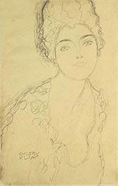 Klimt | Bust of a Lady, c.1917 | Giclée Paper Print