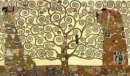 Klimt | The Tree of Life - Stoclet Frieze | Giclée Paper Print