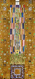 Klimt | The Knight (Stoclet Frieze) | Giclée Paper Print