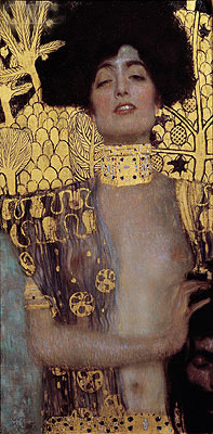 Judith I, 1901 | Klimt | Painting Reproduction