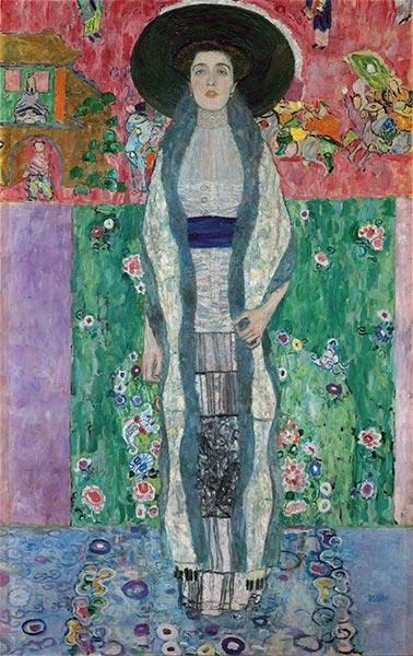 Portrait of Adele Bloch-Bauer II, 1912 | Klimt | Painting Reproduction