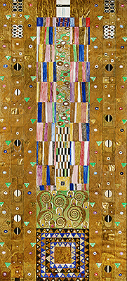 Klimt | The Knight (Stoclet Frieze), c.1905/06 | Giclée Paper Print