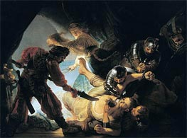 Rembrandt | The Blinding of Samson, 1636 | Giclée Canvas Print