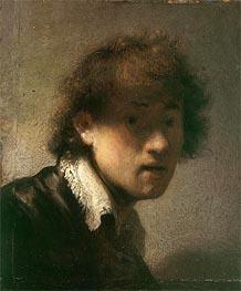 Rembrandt | Self-Portrait | Giclée Canvas Print