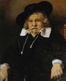 Rembrandt | Portrait of an Elderly Man | Giclée Canvas Print