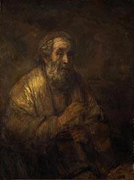 Rembrandt | Homer | Giclée Canvas Print