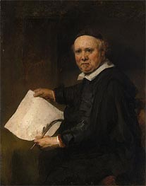 Rembrandt | Lieven Willemsz van Coppenol, Undated | Giclée Canvas Print