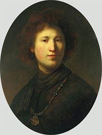 Rembrandt | Portrait of a Man | Giclée Canvas Print