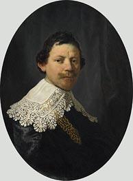 Rembrandt | Portrait of Philips Lucasz., 1635 | Giclée Canvas Print