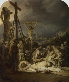 Rembrandt | The Lamentation over the Dead Christ, c.1635 | Giclée Canvas Print