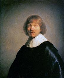 Rembrandt | Portrait of the Painter Jacques de Gheyn III, 1632 | Giclée Canvas Print