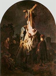 Rembrandt | The Deposition | Giclée Canvas Print
