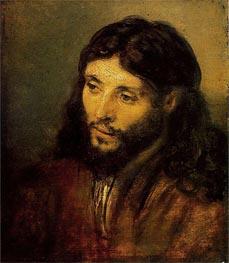 Rembrandt | Christ, 1656 | Giclée Canvas Print