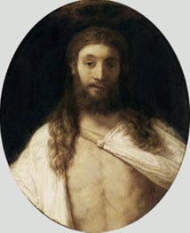 Rembrandt | The Risen Christ, 1661 | Giclée Canvas Print
