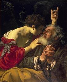 Hendrick ter Brugghen | The Deliverance of Saint Peter, 1624 | Giclée Canvas Print