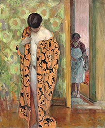 The Japanese Bathrobe, c.1926 by Henri Lebasque | Giclée Canvas Print