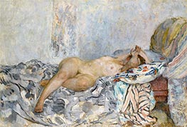 Odalisque, c.1925 by Henri Lebasque | Giclée Canvas Print