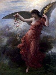 Fantin-Latour | Immortality, 1889 | Giclée Canvas Print