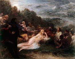Fantin-Latour | Helena, 1892 | Giclée Canvas Print