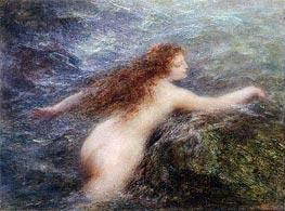 Fantin-Latour | Naiad, c.1896 | Giclée Canvas Print