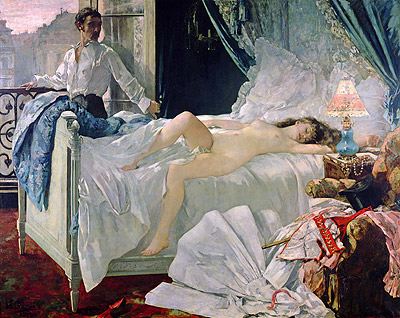 Rolla, 1873   Henri Gervex   Painting Reproduction