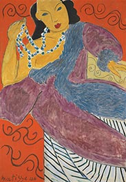 Asia, 1946 by Matisse | Giclée Canvas Print