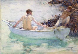 Tuke | Embarkation, 1912 | Giclée Paper Print