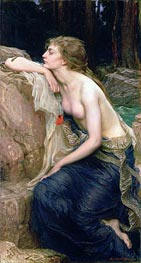 Herbert James Draper | Lamia | Giclée Canvas Print