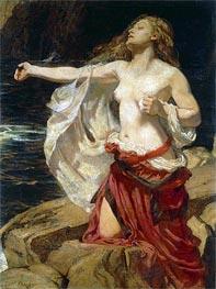 Herbert James Draper | Ariadne, c.1905 | Giclée Canvas Print