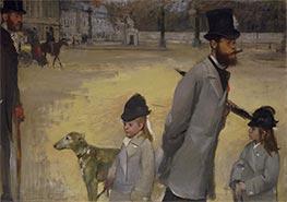 Degas | Place de la Concorde | Giclée Canvas Print
