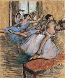 Degas | The Dancers, undated | Giclée Paper Print