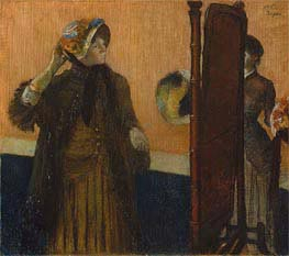 Degas | At the Milliner's, 1882 | Giclée Paper Print