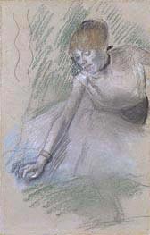 Degas | Dancer, c.1880/85 | Giclée Paper Print