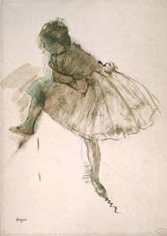 Degas | Study of a Ballet Dancer, c.1873 | Giclée Paper Print