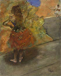 Degas | Ballet Dancer, c.1873/00 | Giclée Canvas Print