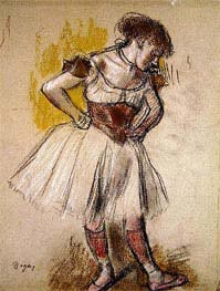 Degas | Dancer, c.1880 | Giclée Paper Print