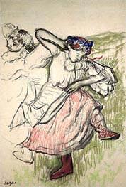Degas | Russian Dancers, c.1899 | Giclée Paper Print