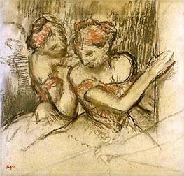 Degas | Two Dancers, undated | Giclée Paper Print