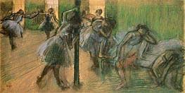 Degas | Dancers Rehearsing | Giclée Paper Print