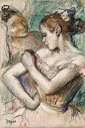 Degas | Dancer | Giclée Paper Print