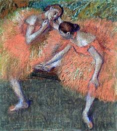 Degas   Two Dancers, c.1898   Giclée Paper Print