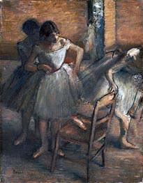 Degas | Dancers, c.1895/00 | Giclée Canvas Print