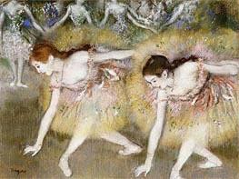Degas | Dancers Bending Down, undated | Giclée Paper Print