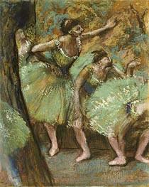 Degas | Dancers, 1898 | Giclée Paper Print