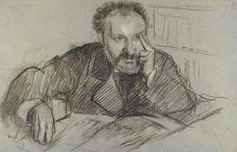 Degas | Edmond Duranty, undated | Giclée Paper Print