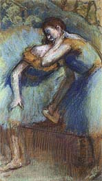 Degas | Two Dancers, c.1891 | Giclée Paper Print